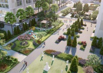 Sống xanh – an lành với kđt sinh thái Vinhomes Smart City