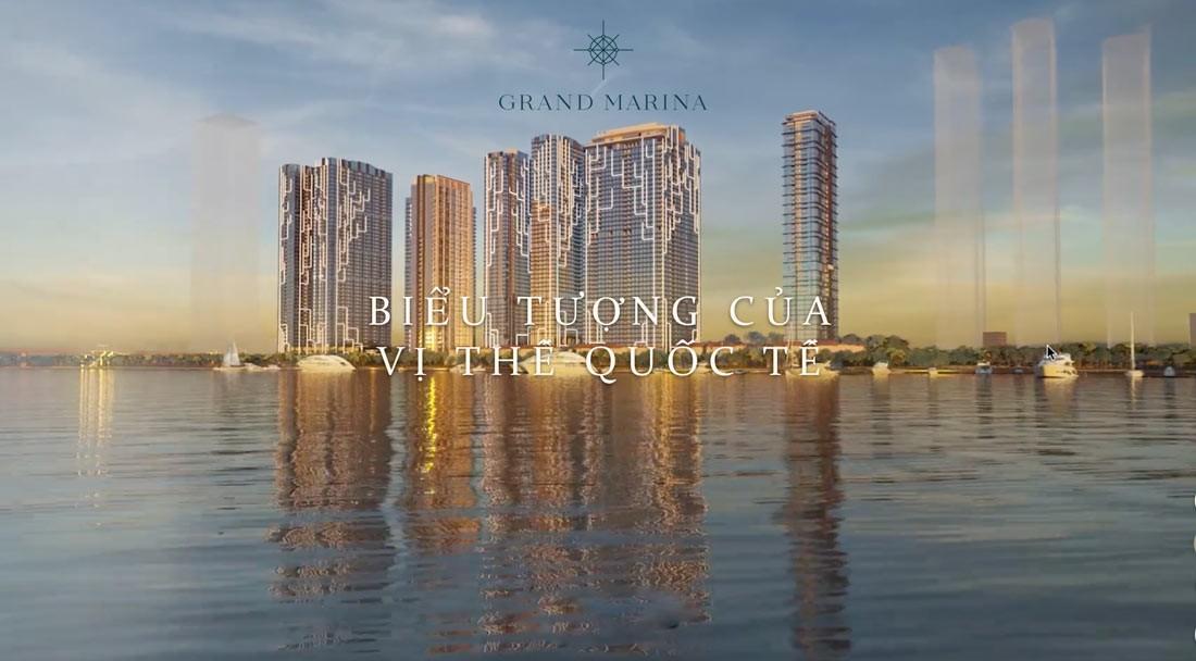 Grand Marina biểu tượng của vị thế quốc tế