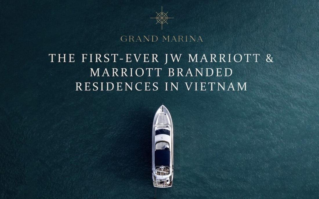 Grand Marina Bason biểu tượng vượt thời gian