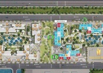 Góc chia sẻ: Thông tin chi tiết mặt bằng dự án Masteri Centre Point