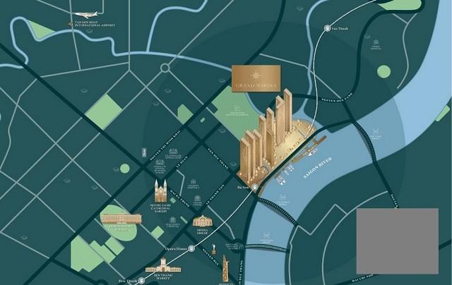 Dự án sở hữu vị trí xây dựng đắc địa có 1 không 2 còn sót lại trong khu vực