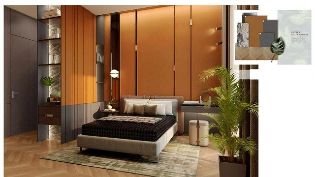 Giá bán căn hộ Grand Marina 1 phòng ngủ ước tính 15.000 USD trên một m2 diện tích