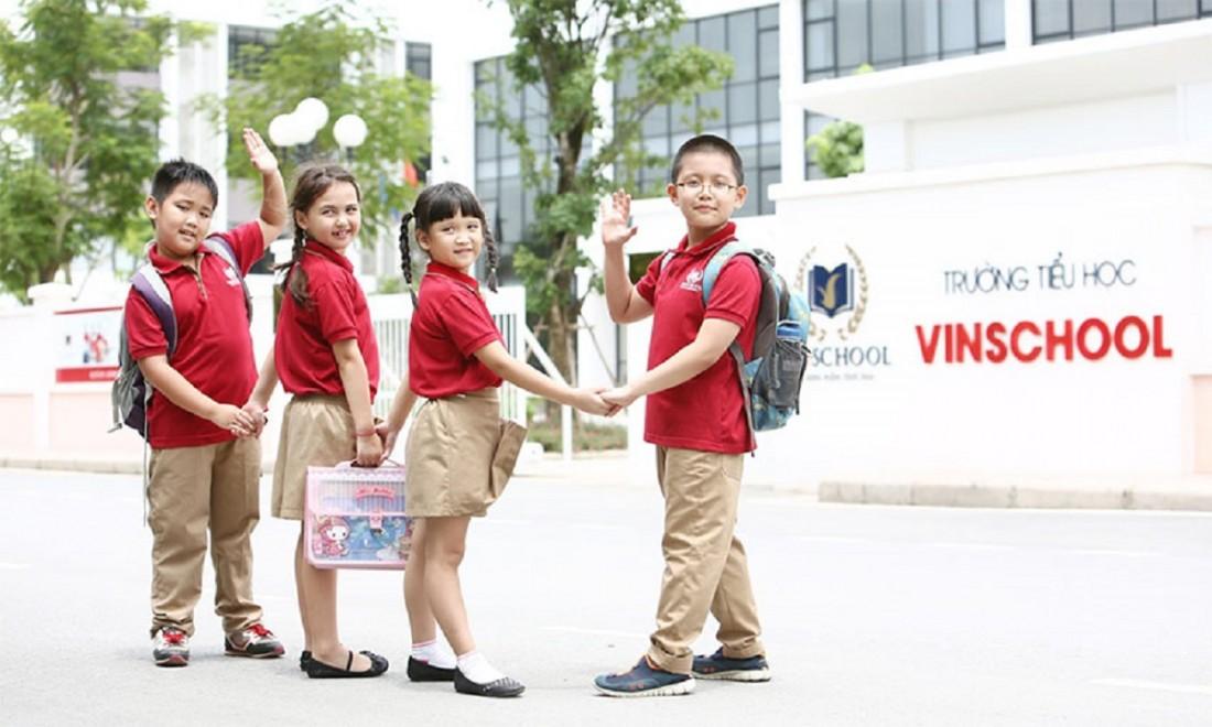Hệ thống trường học Vinschool tích hợp tại dự án