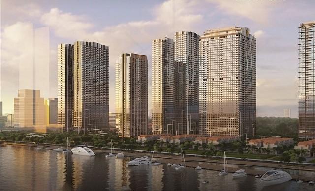 Phối cảnh chi tiết dự án Grand Marina SaiGon Quận 1