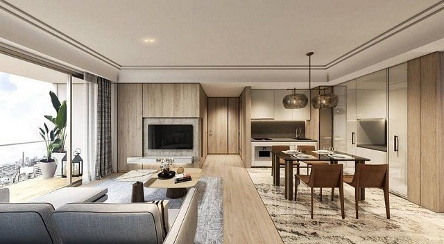 Sản phẩm dự án chuẩn căn hộ hạng sang dễ dàng chinh phục mọi khách hàng