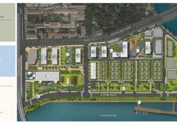 Khám phá chi tiết mặt bằng Grand Marina Quận 1