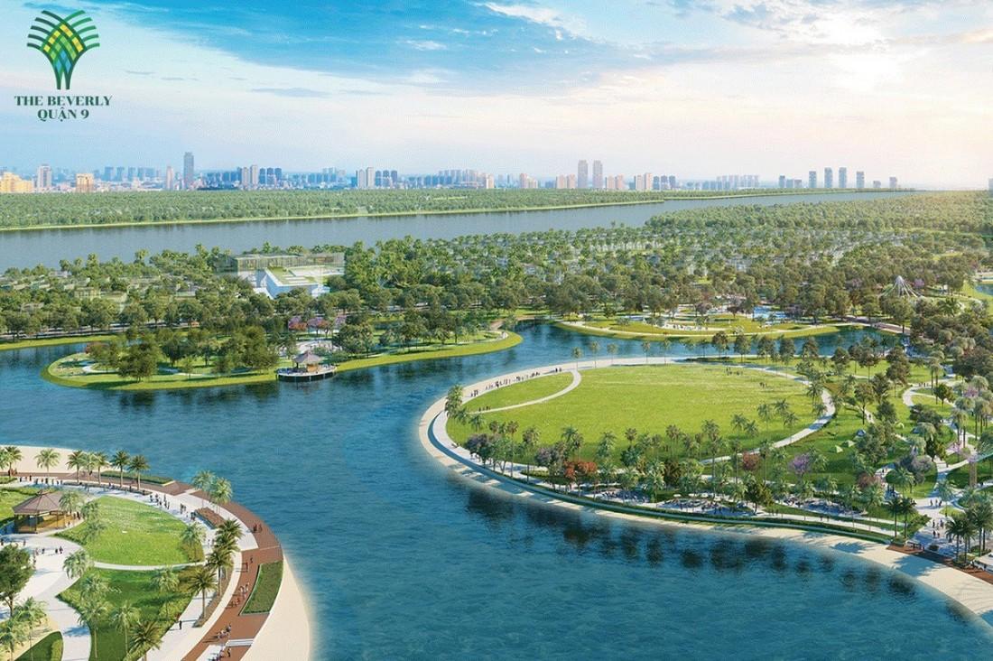 Tổng quan dự án The Beverly Vinhomes Grand Park