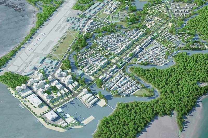 Quy hoạch Sân bay Vũng Tàu mới - Gò Găng